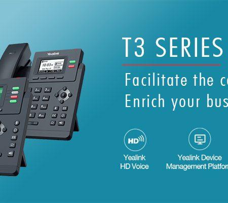 Telefoni VoIP Yealink T3x Series