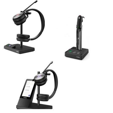 Cuffie Telefoniche Yealink Wireless